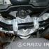 CRAZY IRON Holder-fork upper CBR1100XX